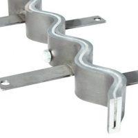 Rost metalic pentru reparatii – tip sinus