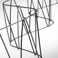 Distantieri metalici sinusoidali – tip sarpe